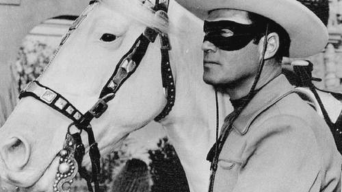 the lone ranger and horse silver