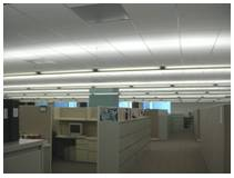 corporate office cubicles
