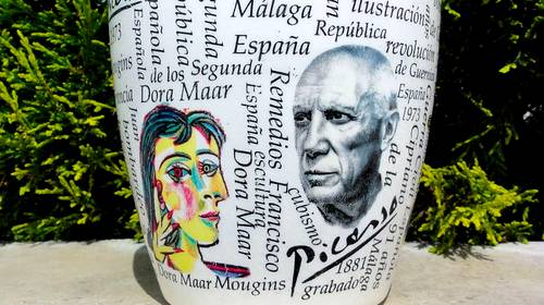 pablo picasso cup